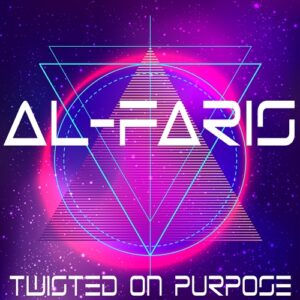 AL-FARIS - Twisted on purpose ARTWORK 500x500