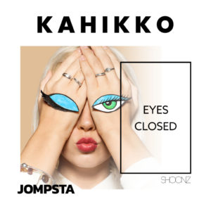 SHO054_Artwork_Kahikko_Eyes_Closed_1600x1600